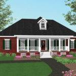 Nickerson Southern Ranch Home Plan House Plans More