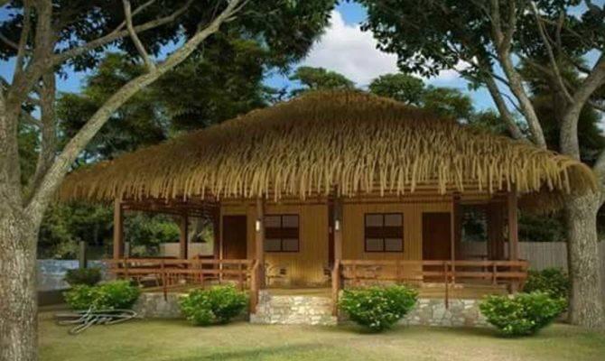 Nipa Hut Cottage Design Different Bimages Bof Bbahay Bkubo