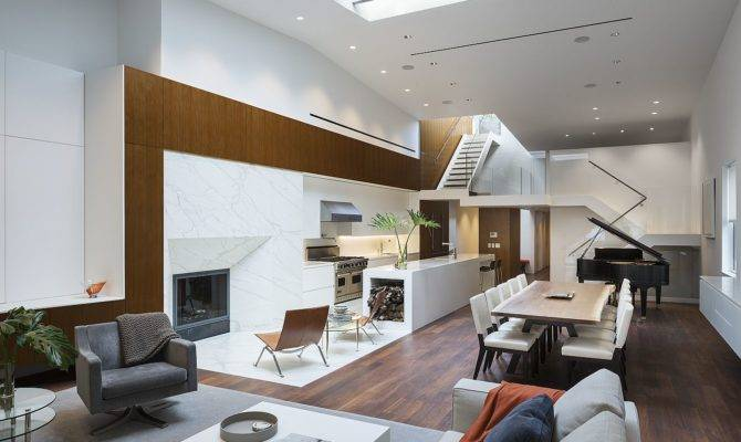 Noho Loft Single Floor Apartment Turned Into Luxurious