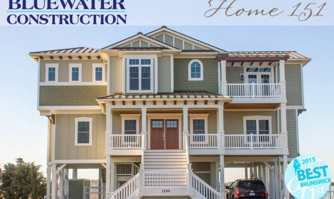 North Carolina Beach House Plans Home Design Style