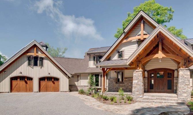 North Carolina Mountain Home Plans