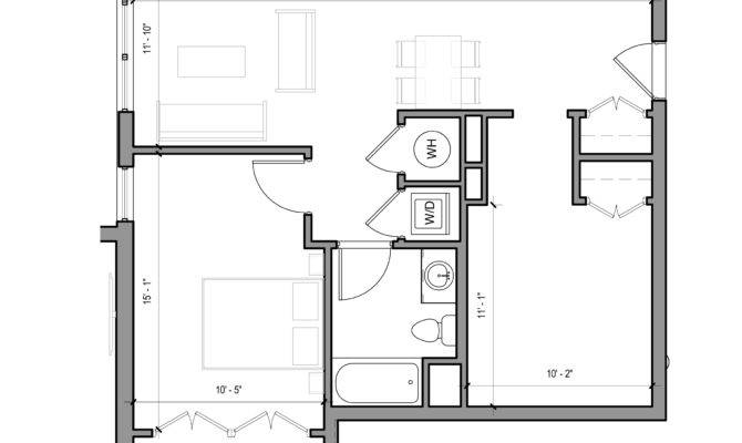 Northeastern University Housing Floor Plans