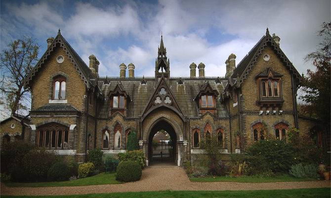 Notes Holly Village London Victorian Gothic Houses