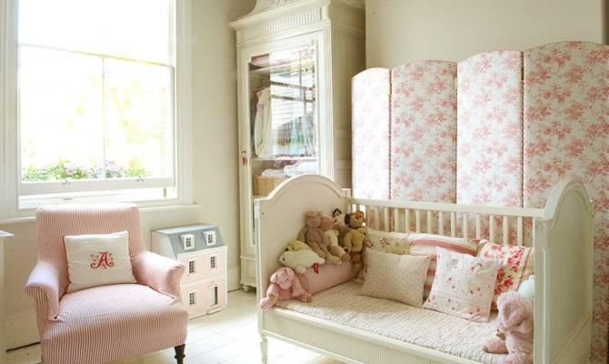 Nursery Girls Bedroom
