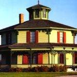 Octagon House Bob Vila