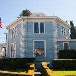 Octagon House San Francisco