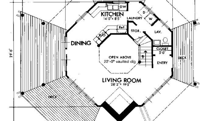 Octagon Mansion Floor Plan Joy Studio Design