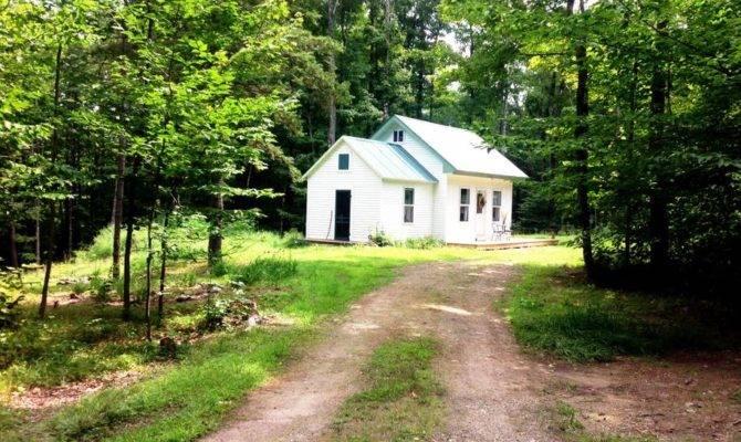 Off Grid Cozy Cottage Woods Vermont Cabins