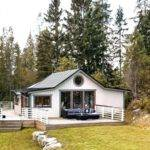 Off Grid Island Cottage Sweden Small House Bliss