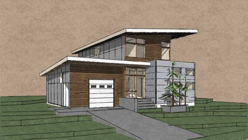 Ogden House Contemporary Home Designed Missouri Based