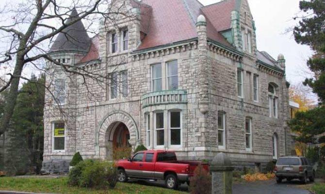 Oland House Richardsonian Romanesque Halifax