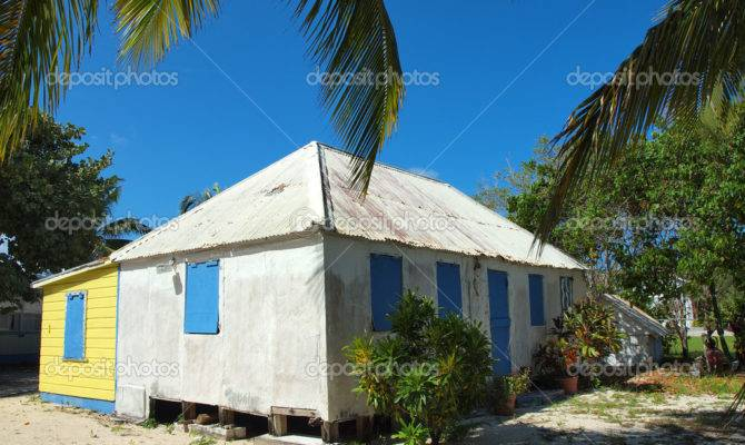Old Caribbean Cottage Style Home Mosnell