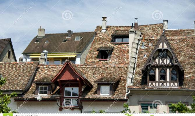 Old European Houses Photography