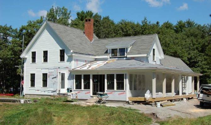 Old Farmhouse Plans