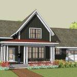 Old Farmhouse Style House Plans Design