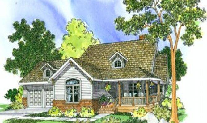 Old Fashioned Cottage House Plans Cozy