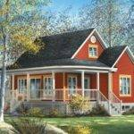 Old Fashioned Country Home Plans