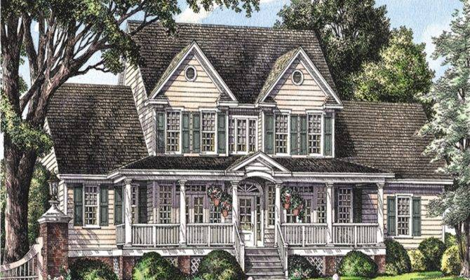 Old Fashioned Farmhouse House Plans Country