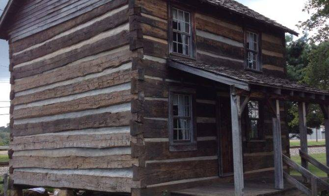Old Fashioned Log Home Plans