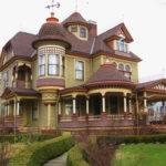 Old Home Tunkhannock Pennsylvania Corner