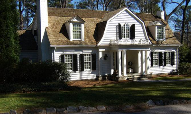 Old Post Road Dutch Colonial