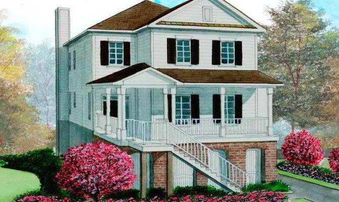 Old Small Lot House Plans Narrow