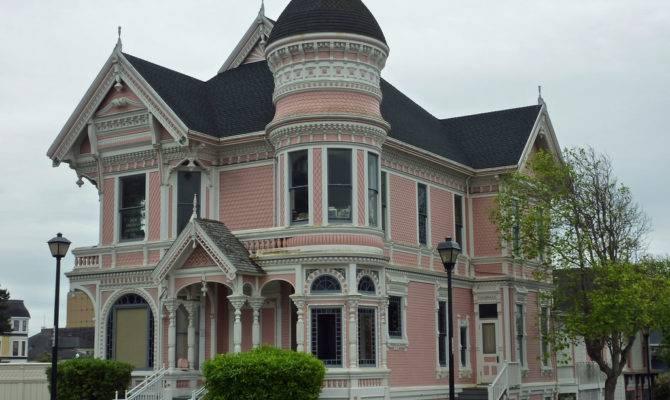 Old Victorian Houses Eureka Flickr Sharing