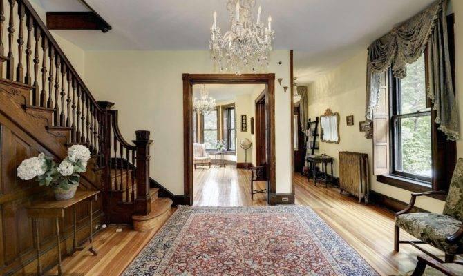 Old World Gothic Victorian Interior Design August