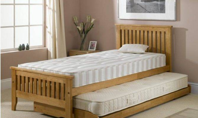 Olivia Guest Bed Ward Brothers