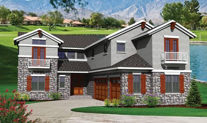 Olmstead Italian Style Home Plan House Plans