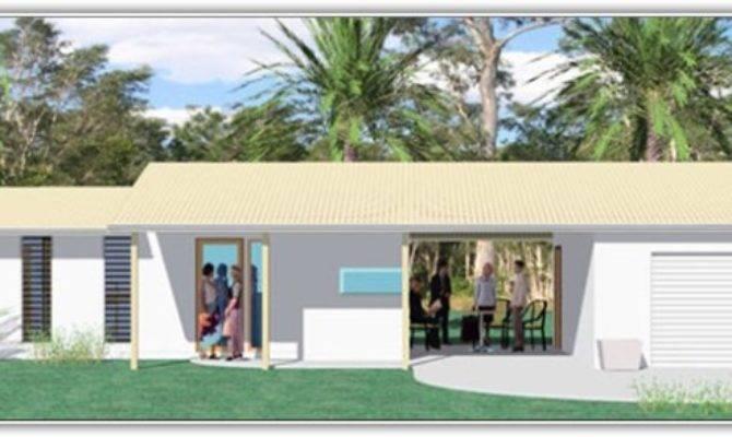 One Bedroom Bathroom Sqm Kit Home Garage Homes