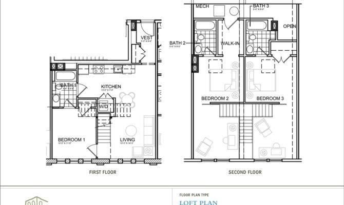 One Bedroom Loft Plans Elegant Interiors Decor Accents