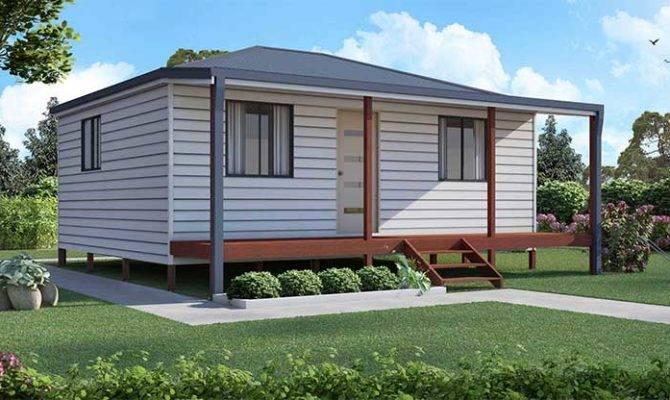 One Bedroom Prestige Kit Homes