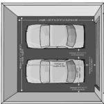 One Car Two Garage