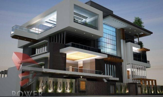 One Floor Contemporary Room House Plans Home Decor
