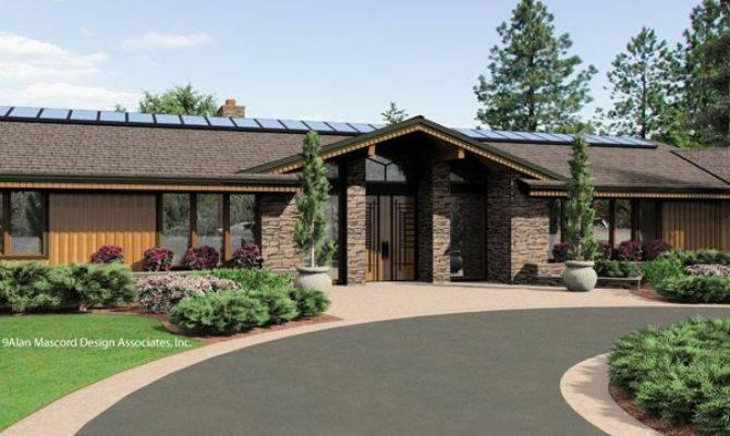 One Level House Plans Advantages