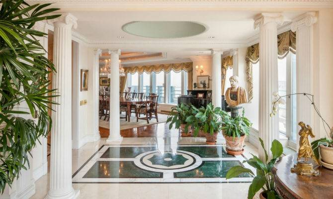 One Most Expensive Penthouses Manhattan