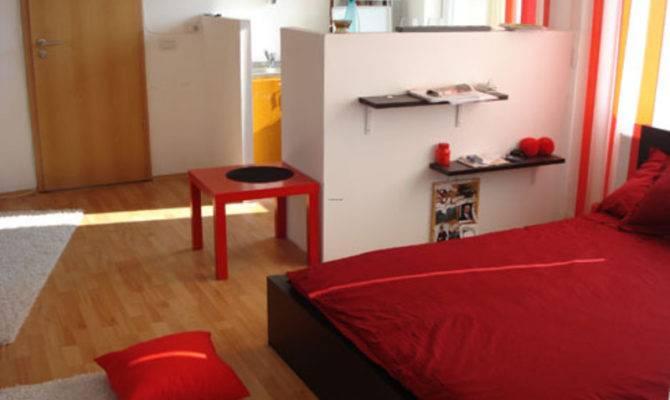 One Room Apartment Decorating Interior Design Studio