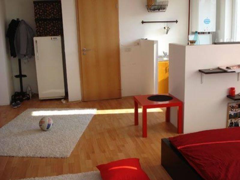 One Room Apartment Decorating Small Interior