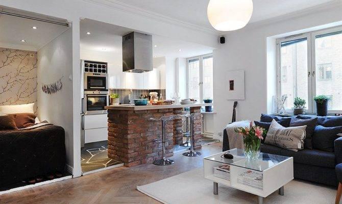 One Room Apartment Design Ideas Interiorholic