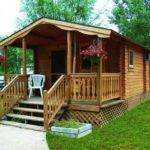 One Room Cabin Plan Camppoa Rentals Detail