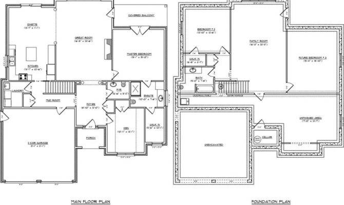 One Story Basement House Plans Beautiful Projects