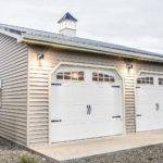 One Story Garage Prefab Modular Garages Woodtex