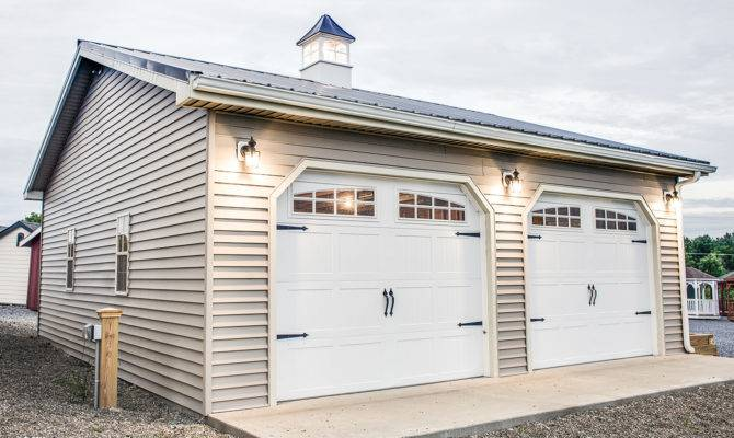 One Story Garage Prefab Modular Garages Woodtex