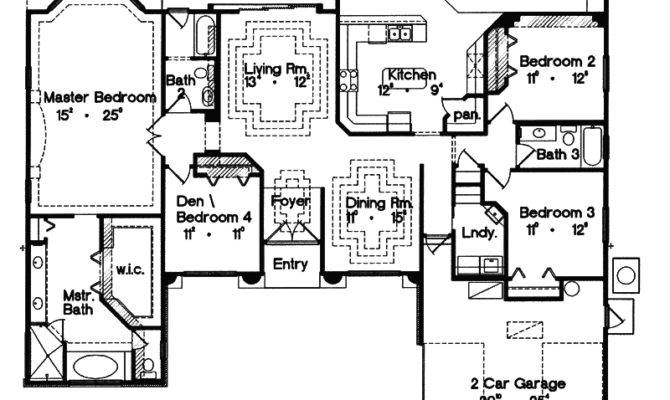 One Story House Designs Ranch Floor Plans Auto Design Tech