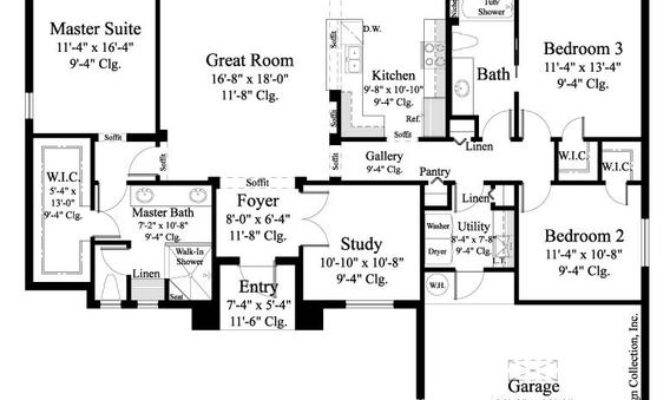 One Story Luxury Home Plans Every Lifestyle Sater