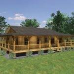 One Story Ranch Farmhouses Wrap Around Porches Pinterest