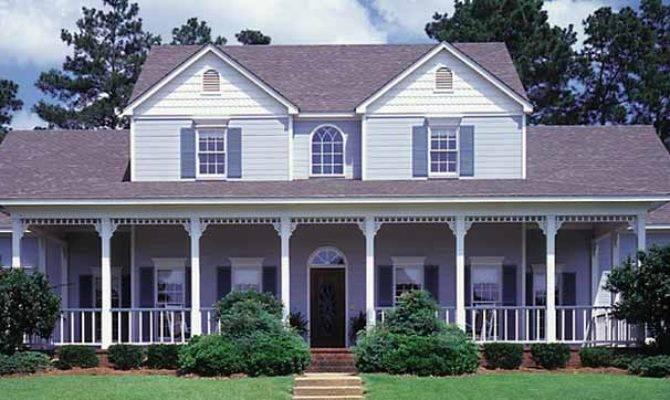 One Story Victorian Farmhouse