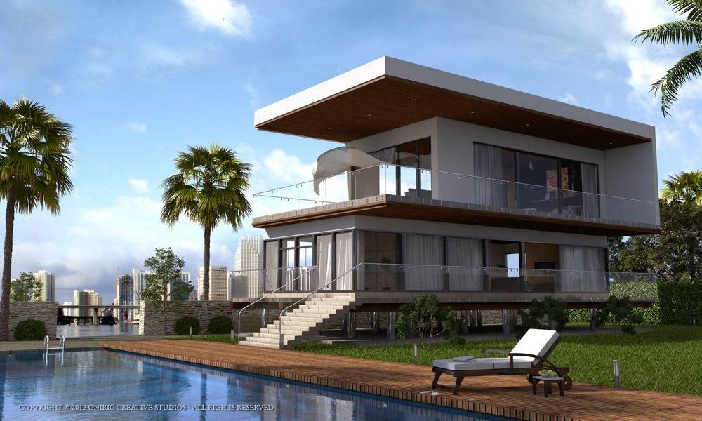 Oniric Architectural Designs Series