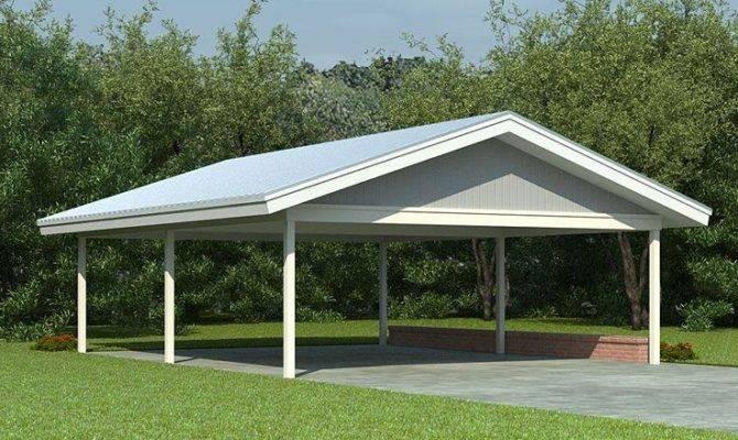 Open Carport Plans Pdf Loft Bed Desk Woodwork